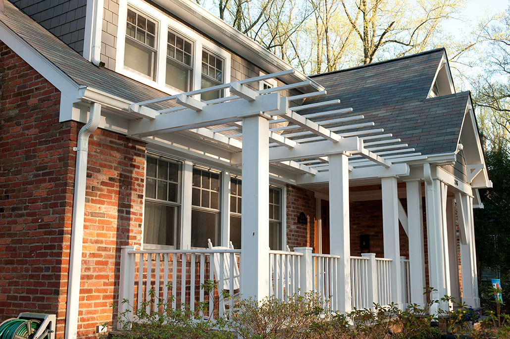 1950s Home Remodel in Northern Virginia  Old Dominion Building Group