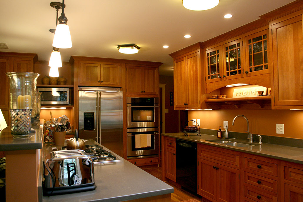 kitchen remodeling fairfax va island large custom home builders gallery old dominion building group renovation