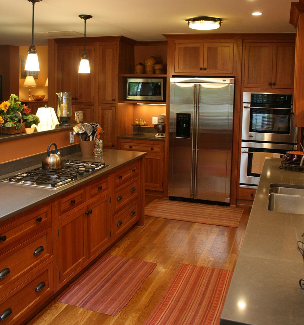 Split Level Home Kitchen Remodel