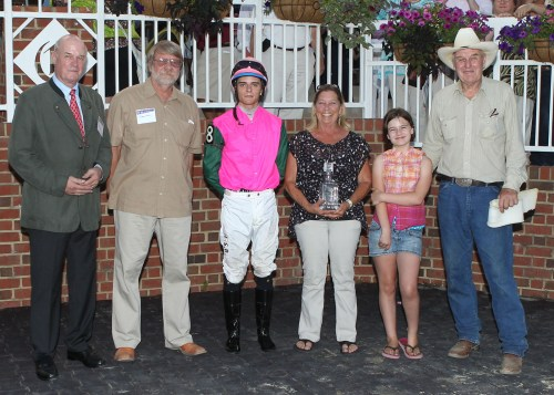 LONG_ON_VALUE_The_7th_Running_of_the_Jamestown_Stakes_07-06-13_CNL_Presentation