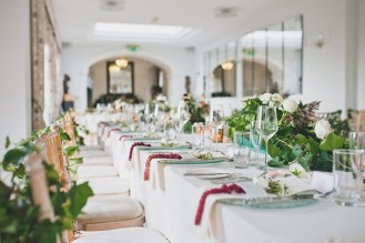 Catering at Old Down Manor