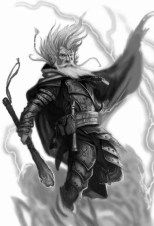 Half-elf Sorcerer