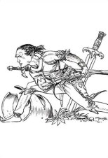Halfling Fighter
