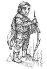 Halfling Ranger