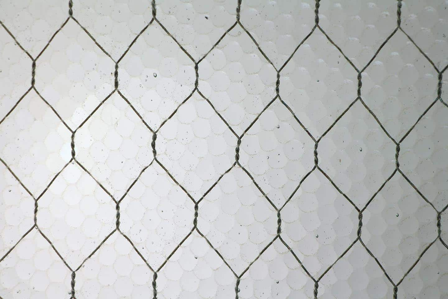 Wire Reinforced Safety Glass