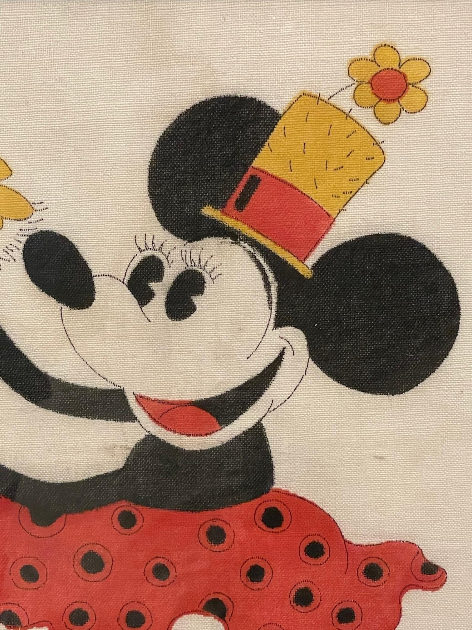 vintage minnie mouse pattern rel=