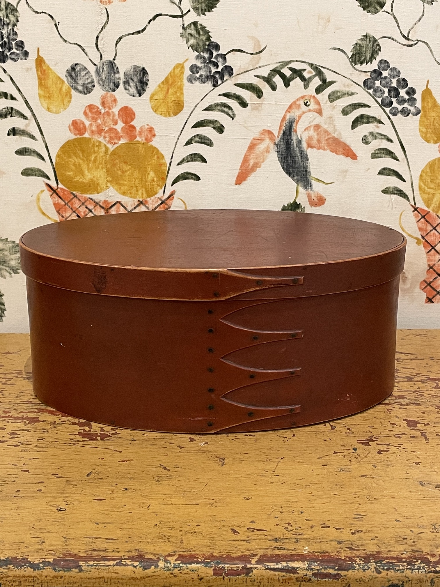 oval red shaker box rel=