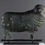 Cushing & White Ram Weathervane