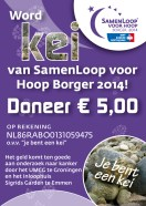 Flyer KWF Borger 2014