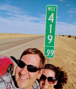 Mile Marker 419.99 in Colorado