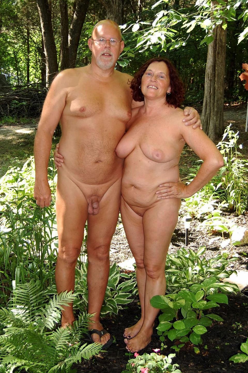 tumblr old nudist couples