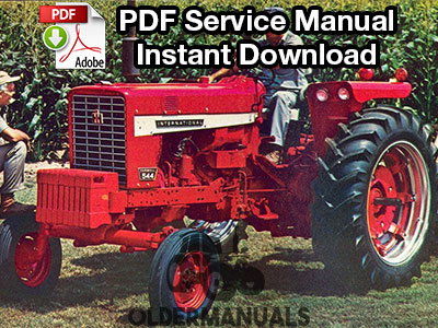 Farmall 544 Tractor Service Manual?resize\=400%2C300 ih 544 wiring diagrams on ih download wirning diagrams farmall 504 wiring harness at alyssarenee.co