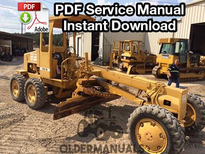 fiat allis 65b motor grader service manual complete fiat allis 65b motor grader service manual complete