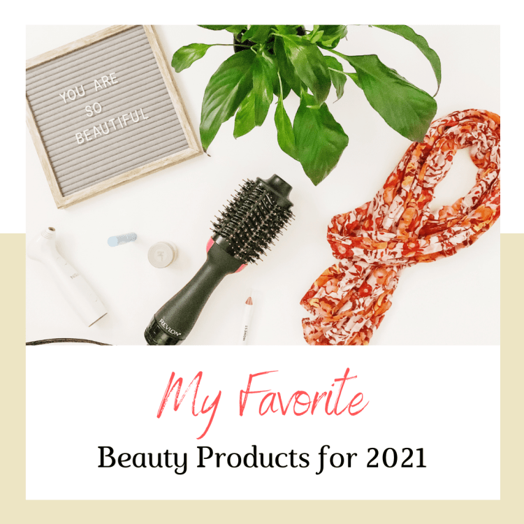 Best Beauty Products for 2021