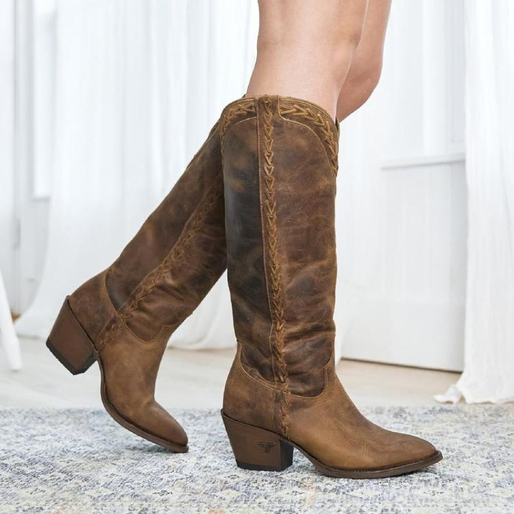 Everyday Emma Boots Lane Boots - How to Wear Cowboy Boots