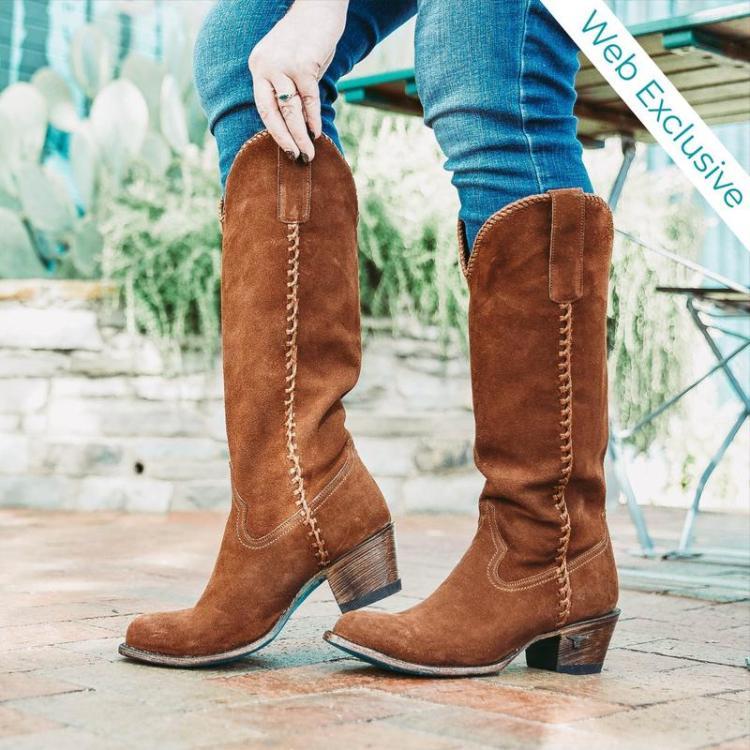 Plain Jane Boots Lane Boots - How to Wear Cowboy Boots