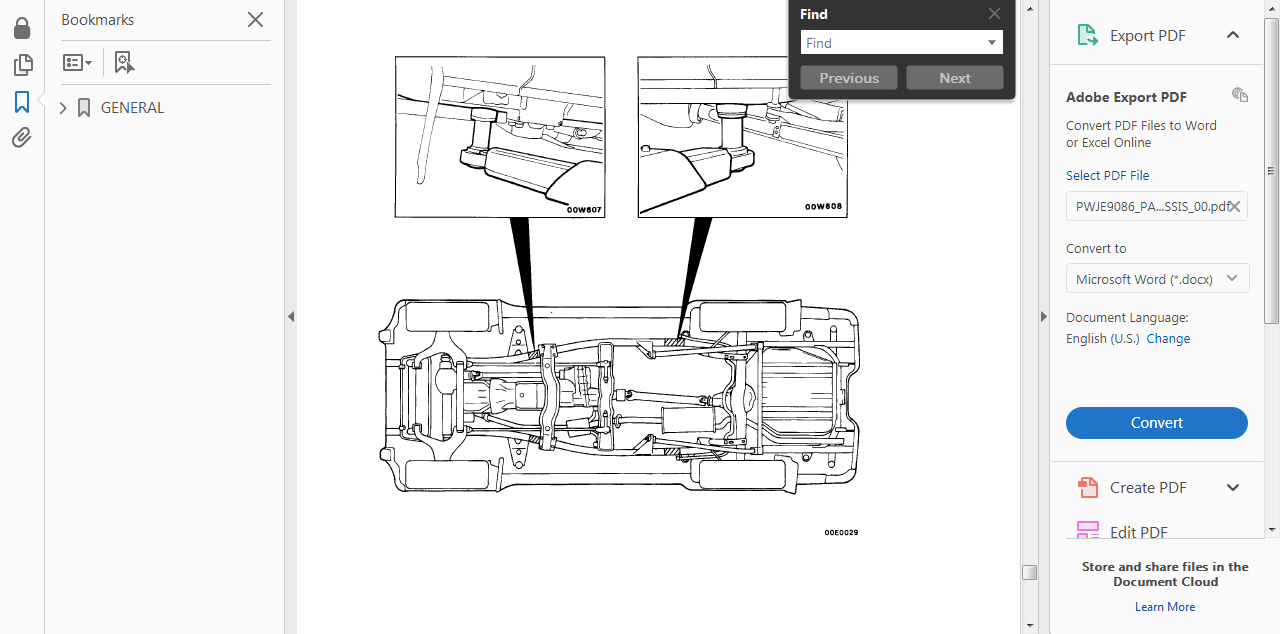 Mitsubishi 6g74 Engine Workshop Manual