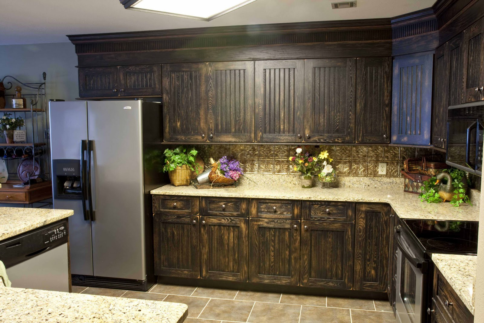 How Much Refinish Kitchen Cabinets