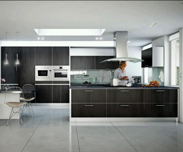 modern kitchen design Tips Of Designing Nice And Simple Modern Kitchens