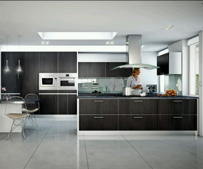 Tips Of Designing Nice And Simple Modern Kitchens ...