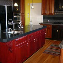 Kitchen Cabinets Refinishing Laminate Flooring  A Simple Do It Yourself Task
