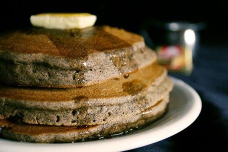 Buckwheat Pancakes, gluten free menu