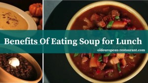 benefits of eating soup for lunch