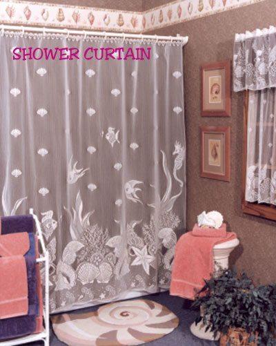 Shower Curtain - Seascape