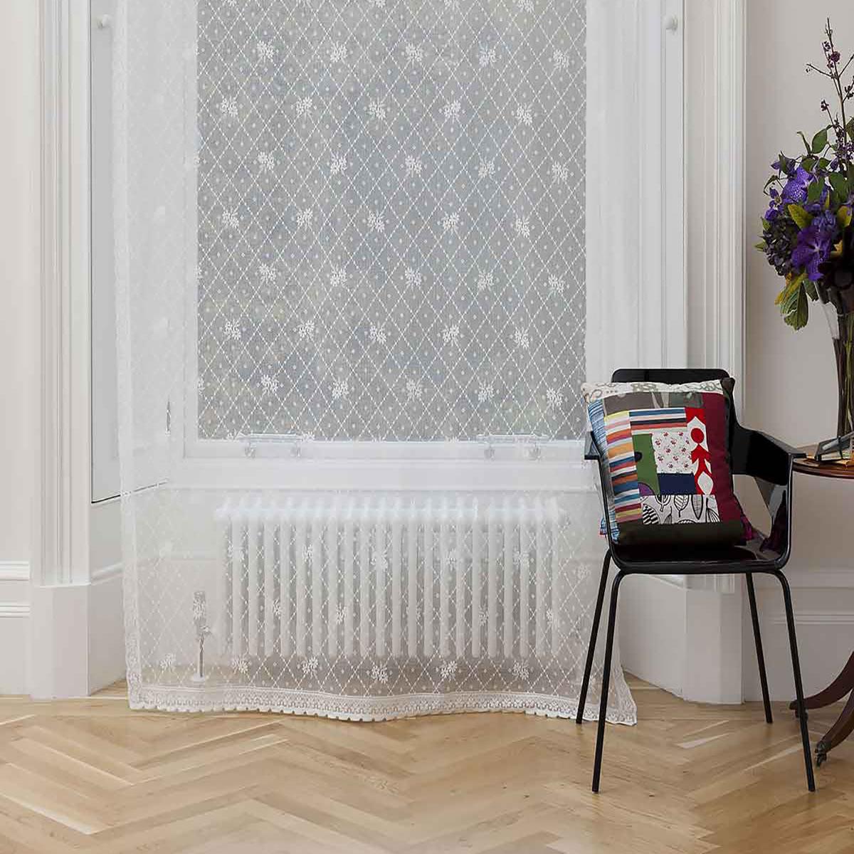Curtain Trellis Panel Pocket Rod