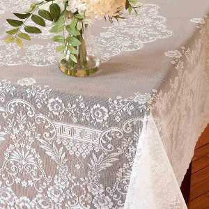 Polyester Lace Tablecloth