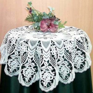 tablecloth from germany - steffi