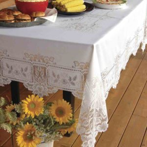 heritage heirloom tablecloth
