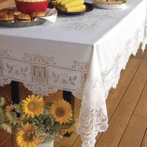 heritage heirloom tablecloth