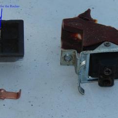 Capacitor Start Motor Wiring Diagram Craftsman Ge Ballast Table Saw My Farmhouse Renovation The Switch Taken Apart