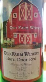 Barn Door Red