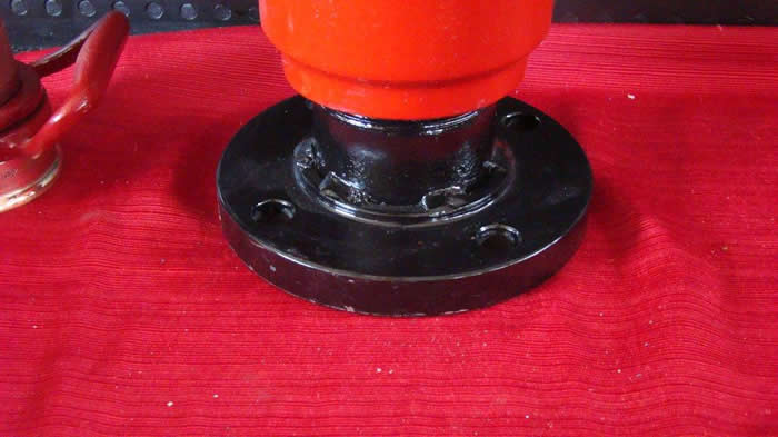 American Foundry Small Stand Pipe Hydrant 2 inch No 71