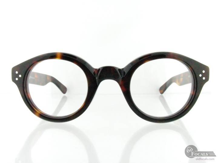 Architect - Old Focals Collector's Choice Eyewear -Tortoiseshell 01