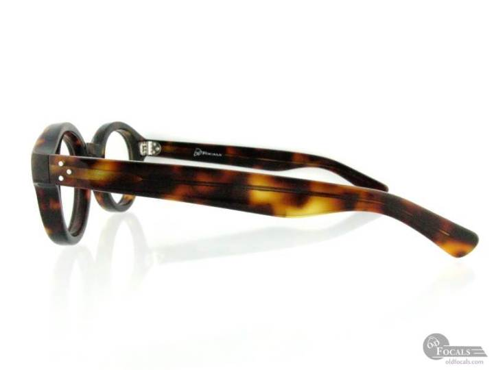 Architect - Old Focals Collector's Choice Eyewear -Tortoiseshell 02
