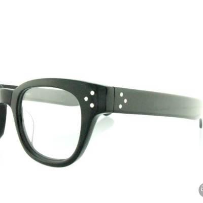 Boss - Old Focals Collector's Choice Eyewear - Black 02