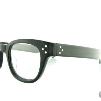 Boss - Old Focals Collector's Choice Eyewear - Black 02