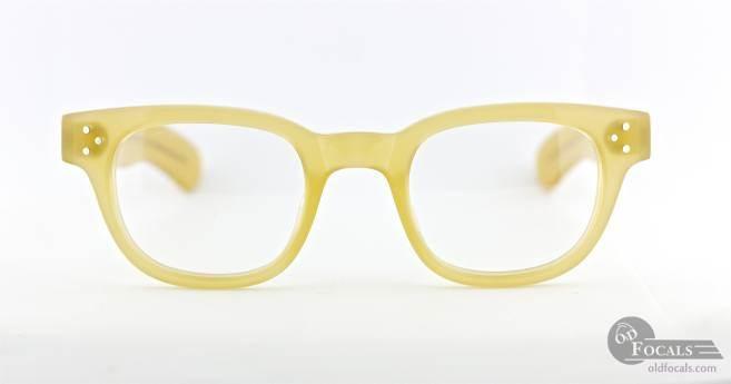 Boss - Old Focals Collector's Choice Eyewear - Butterscotch 01