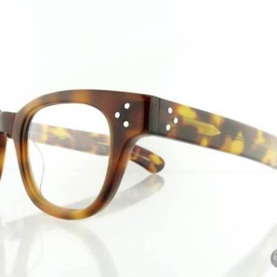 Boss - Old Focals Collector's Choice Eyewear - Light Tortoiseshell 02