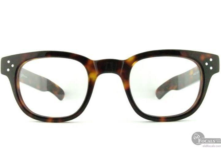 Boss - Old Focals Collector's Choice Eyewear - Tortoiseshell 01
