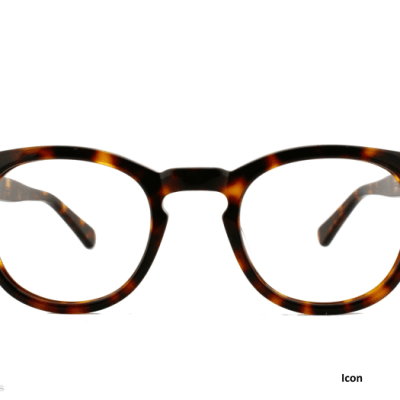 Icon |Tortoiseshell| Old Focals |Design by Russ Campbell (3)