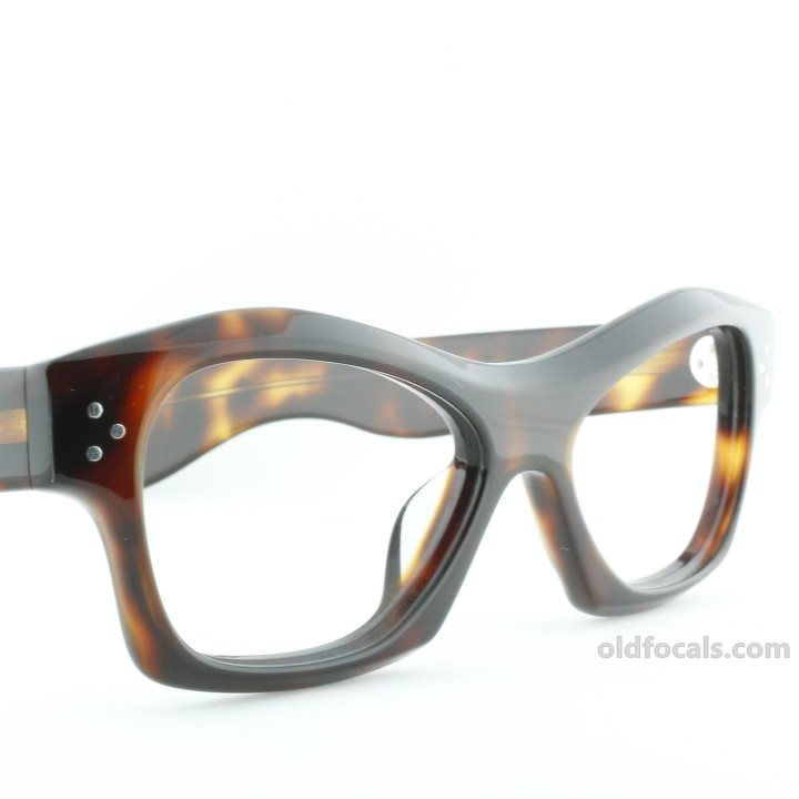 Old Focals | Collector's Choice | Rocker | Tortoiseshell | 01