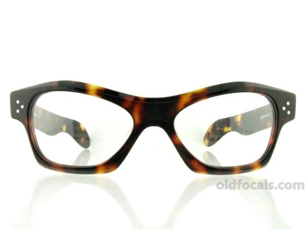 Old Focals | Collector's Choice | Rocker | Tortoiseshell | 02