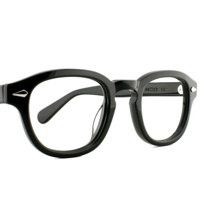 Old Focals I Black I J.D. (01)