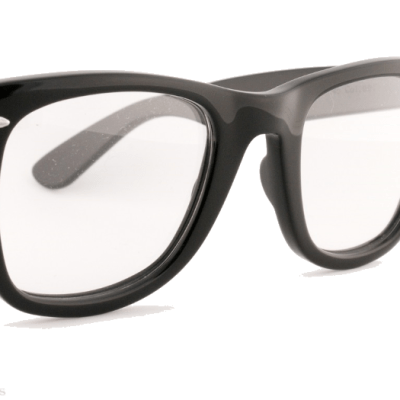 Old Focals Collection | JFK | Black | 01