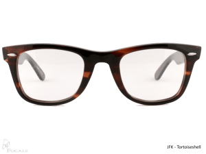 Old Focals Collection -   JFK  Tortoiseshell