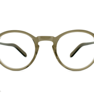 Old Focals Founder frame in graysmoke